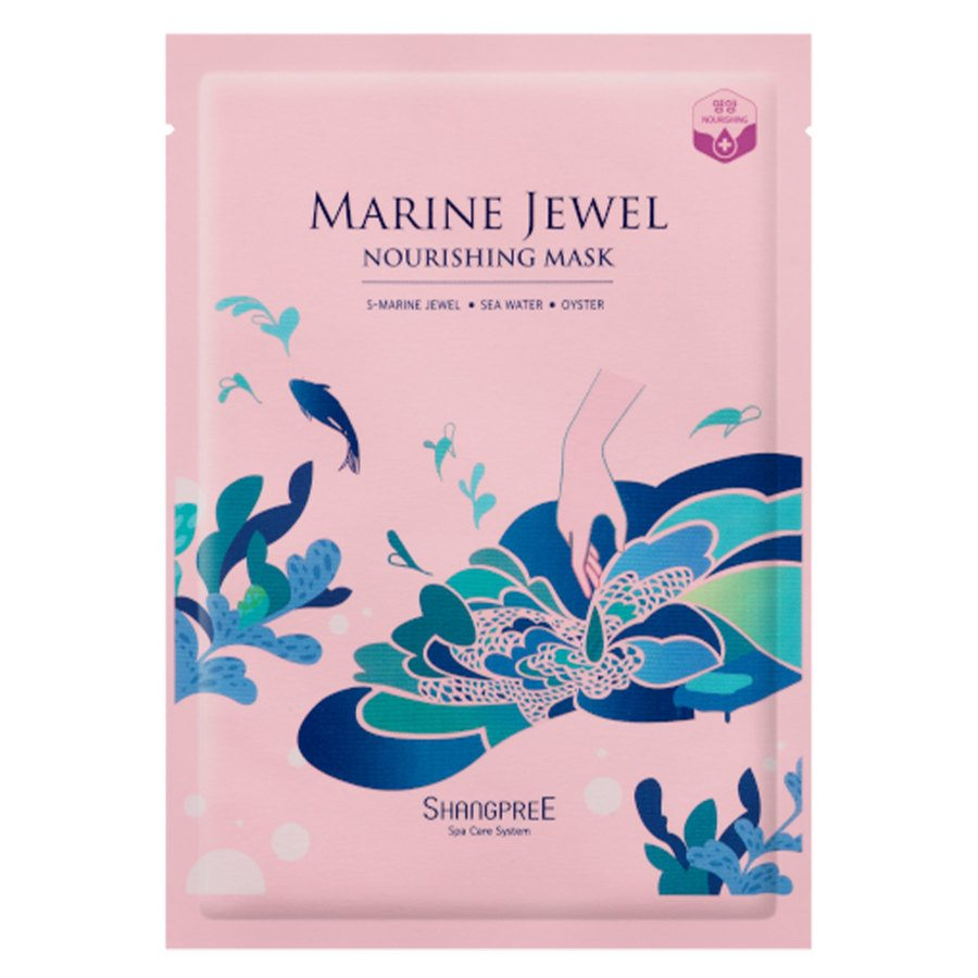 Shangpree Marine Jewel Nourishing Mask (30 ml)