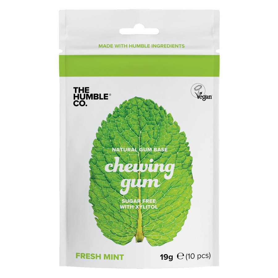 The Humble Co. Humble Natural Chewing Gum Fresh Mint 10 szt.