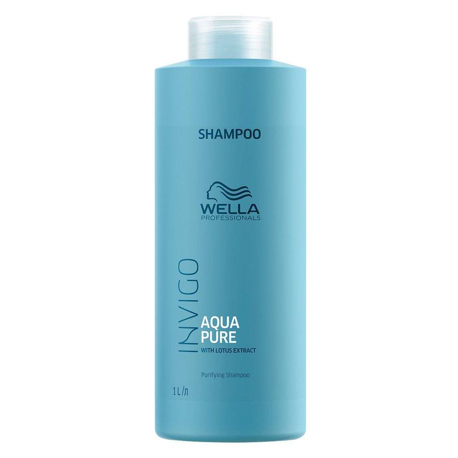 Wella Professionals Invigo Balance Aqua Pure Purifying Szampon (1000ml)