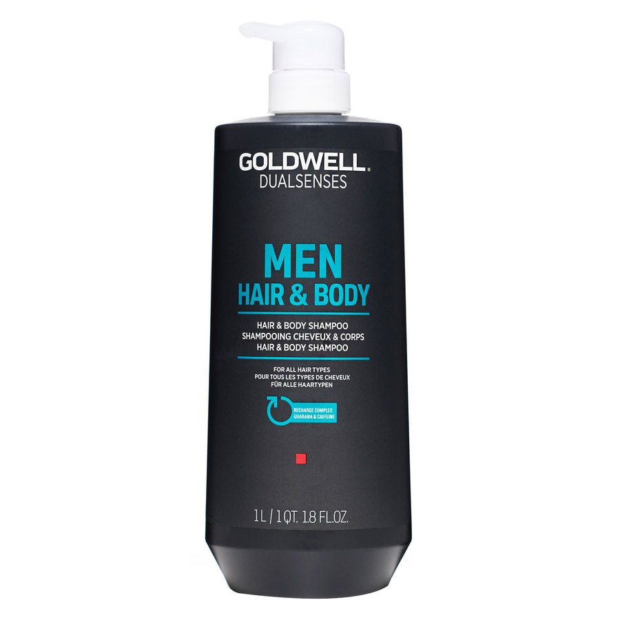 Goldwell Dualsenses Men Hair & Body Szampon (1000ml)