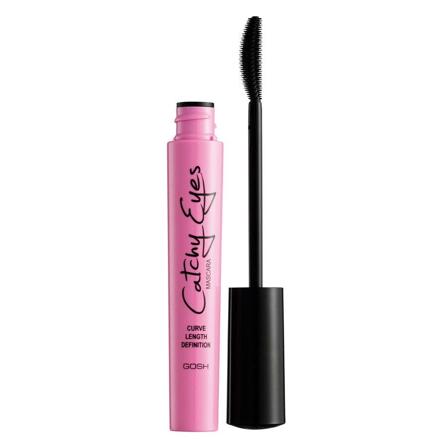 GOSH Catchy Eyes Mascara (8 ml), #001 Black