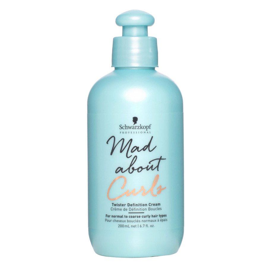 Schwarzkopf Mad About Curls Twist Definition Cream (200 ml)