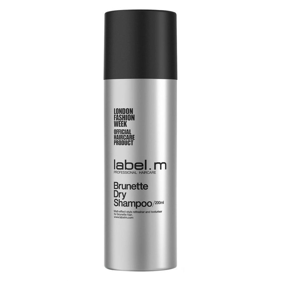 Label.m Dry Shampoo Brunette 200ml