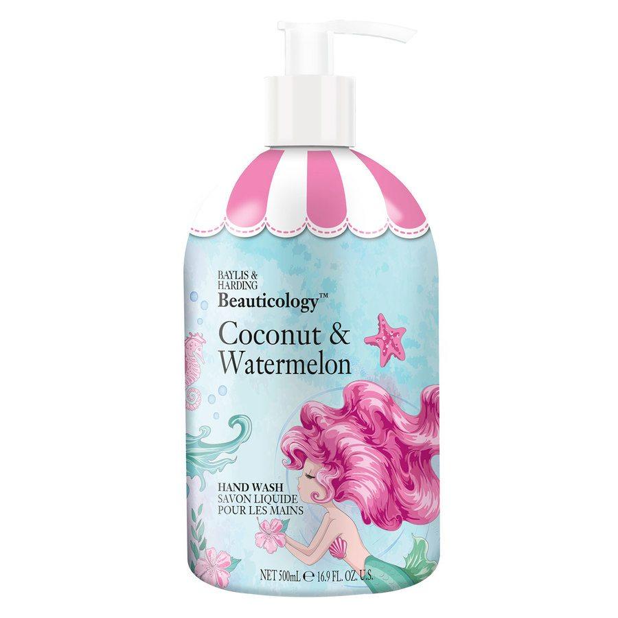 Baylis & Harding Beauticology Mermaid Coconut & Watermelon Hand Wash (500 ml)