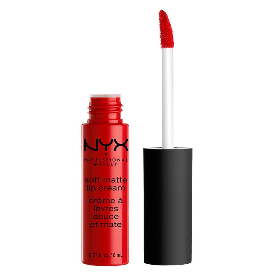 NYX Professional Makeup Soft Matte Lip Cream, Amsterdam SMLC01