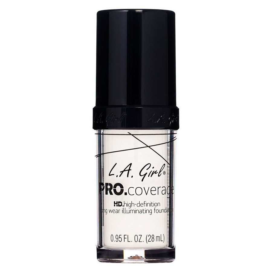L.A. Girl Pro Coverage Illuminating Foundation, GLM641 White