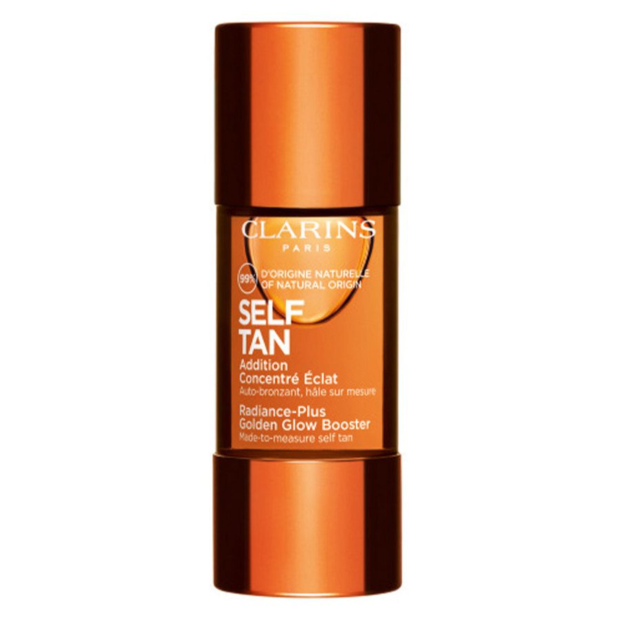 Clarins Self Tan Radiance-Plus Golden Glow Booster Face 15ml