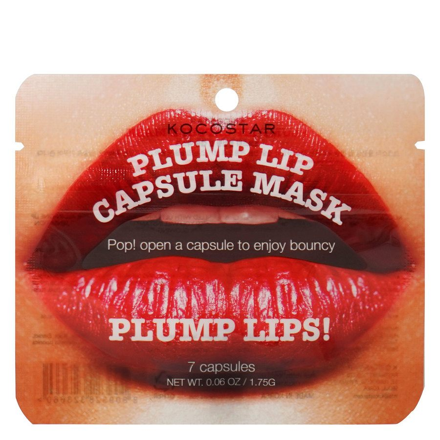 Kocostar Plump Lip Capsule Mask 7x0,15g