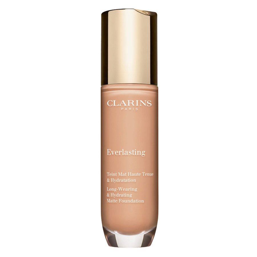 Clarins Everlasting Foundation (30 ml), #109 Wheat