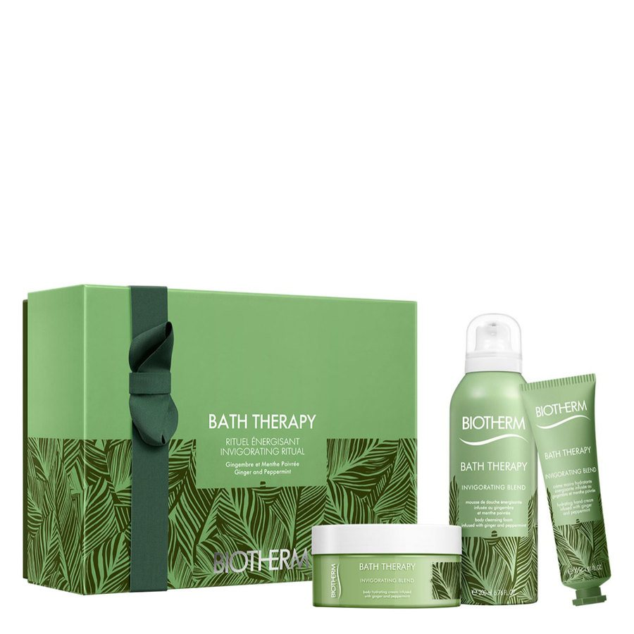 Biotherm Bath Therapy Invigorating Blend Set