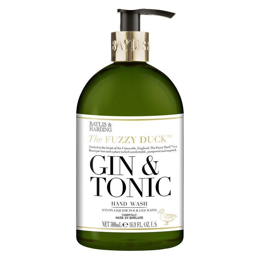 Baylis & Harding Cocktails Gin Tonic Hand Wash (500 ml)