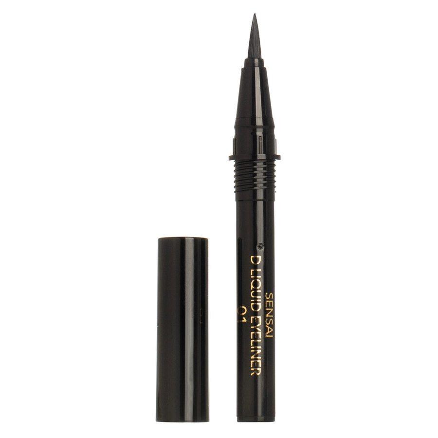 Sensai Designing Liquid Eyeliner (0,6 ml), 01 Black