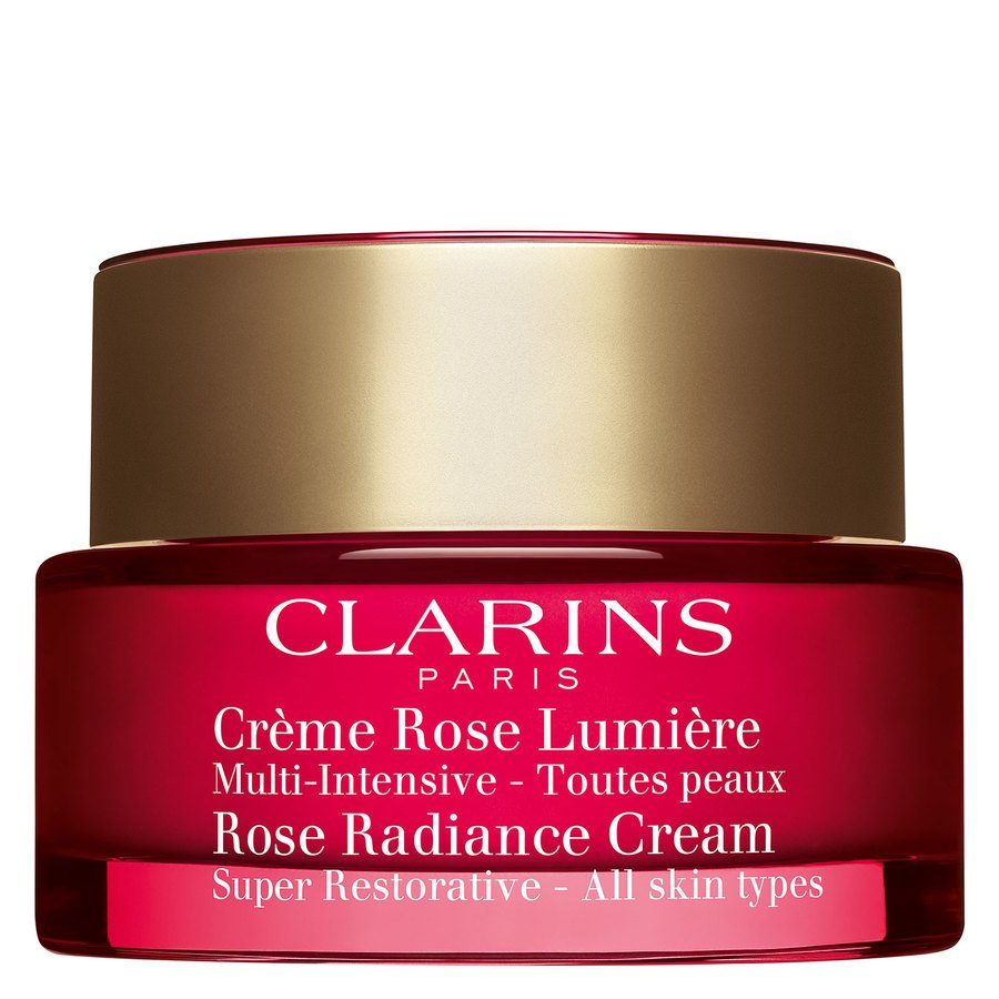 Clarins Super Restorative Rose Radiance Cream 50 ml
