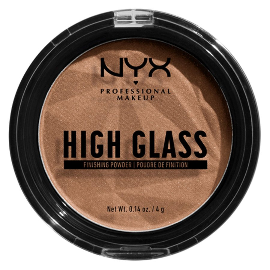 NYX Professional Makeup High Glass Finishing Powder Deep (4 g)