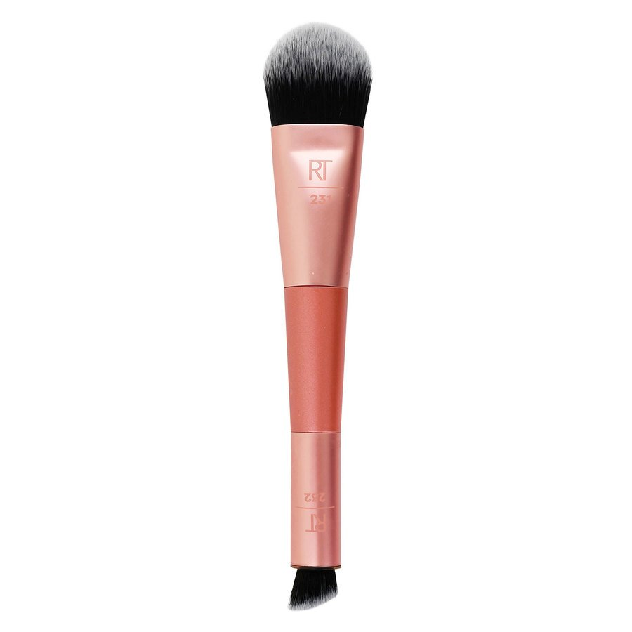 Real Techniques 2-In-1 Cover & Conceal Brush