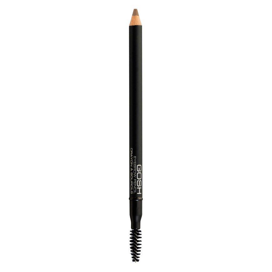 GOSH Eye Brow Pencil (1,2g), #001 Brown