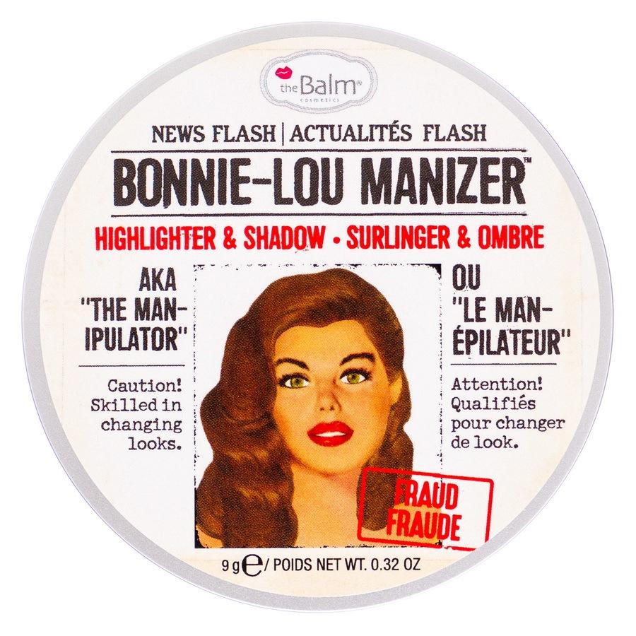 theBalm Bonnie-Lou Manizer rozświetlacz i cień do powiek (8,5 g)