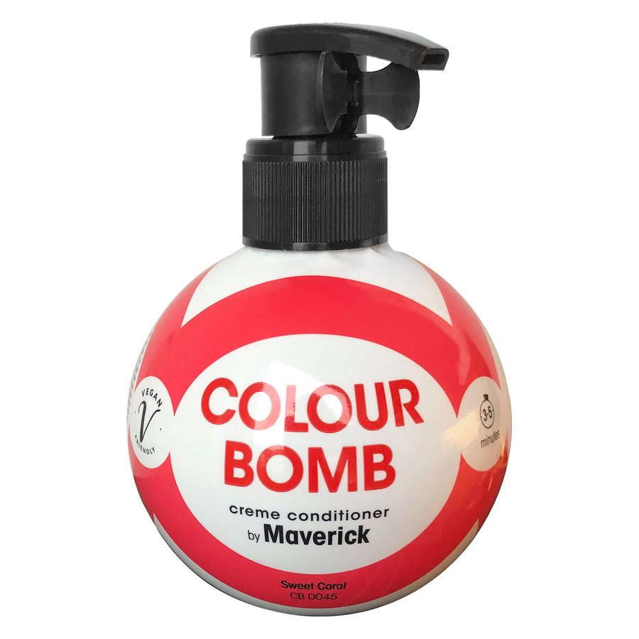 Color Bomb Color Balm (250 ml) ─ Sweet Coral