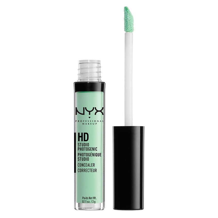 NYX Professional Makeup Concealer Wand, Green