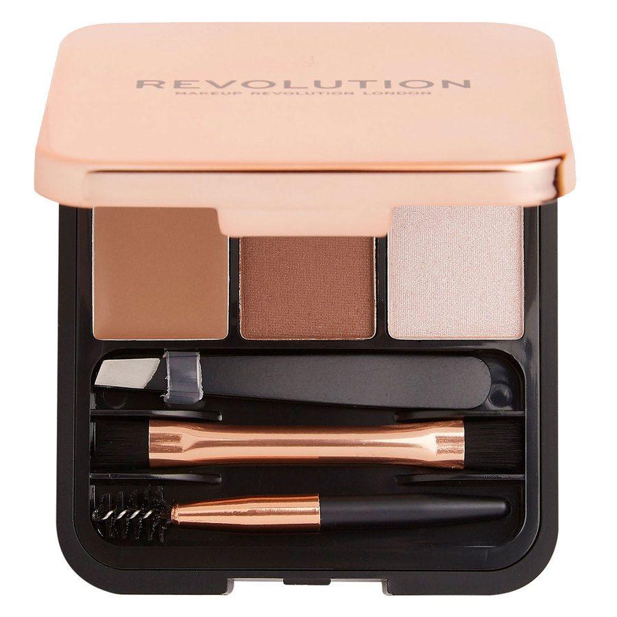 Makeup Revolution Brow Sculpt Kit ─ Light