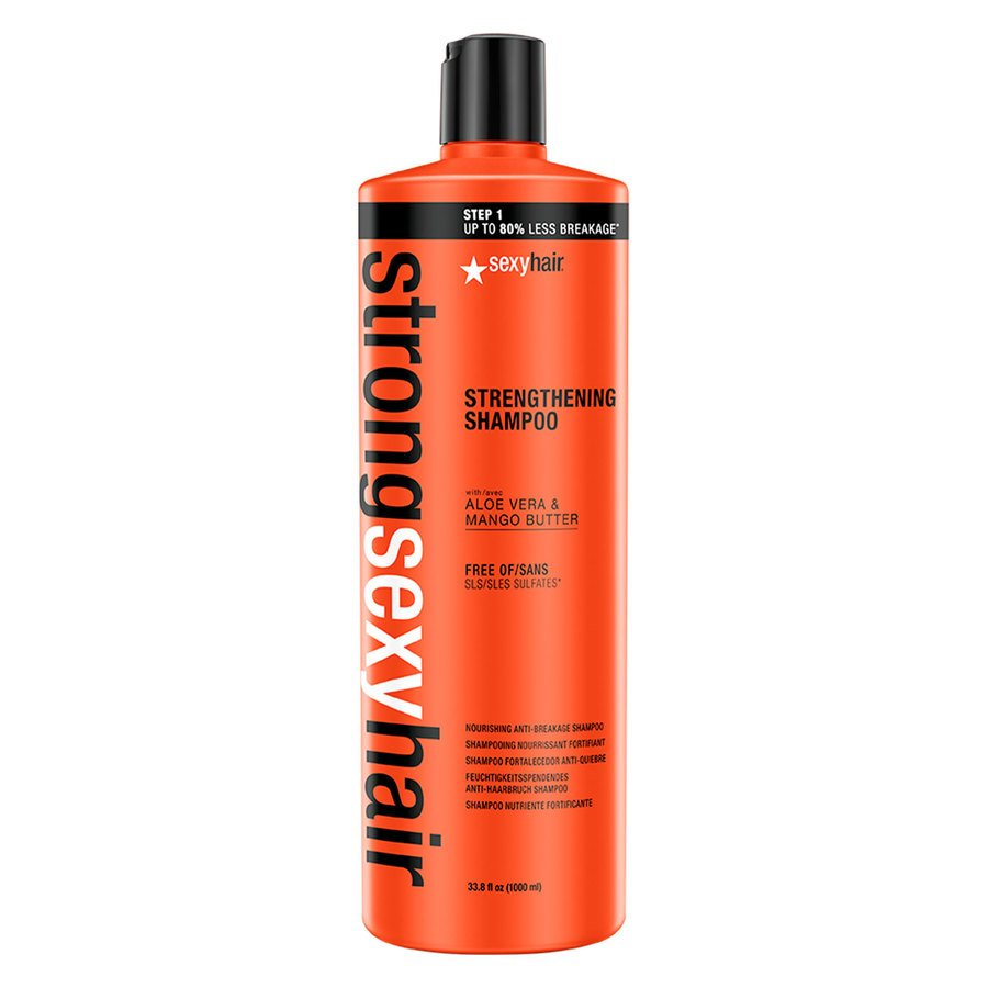 Strong Sexy Hair Strengthening Szampon (1000ml)