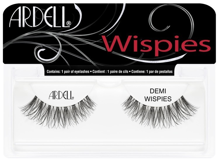 Ardell Natural Demi Wispies, czarne