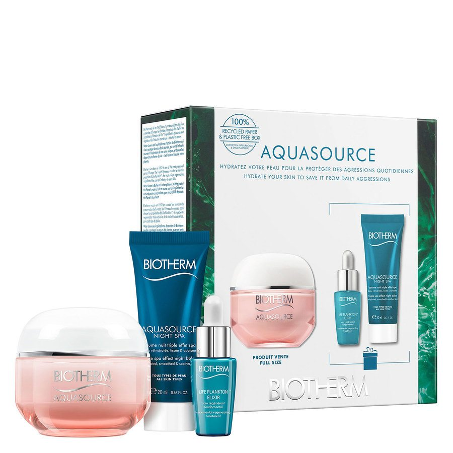 Biotherm Aquasource Cream Set