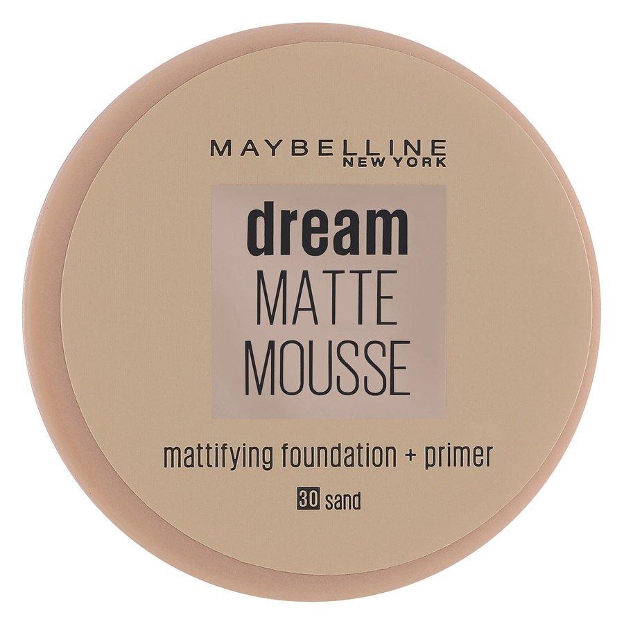 Maybelline Dream Matte Mousse 030 Sand (18 ml)