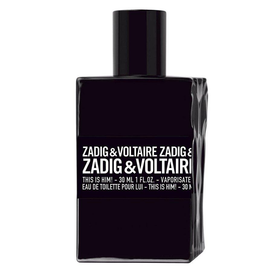 Zadig & Voltaire This Is Him Woda Toaletowa (30ml)