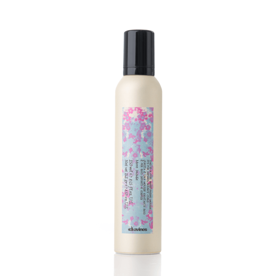 Davines More Inside This Is A Curl Moisturizing Mousse (250ml)