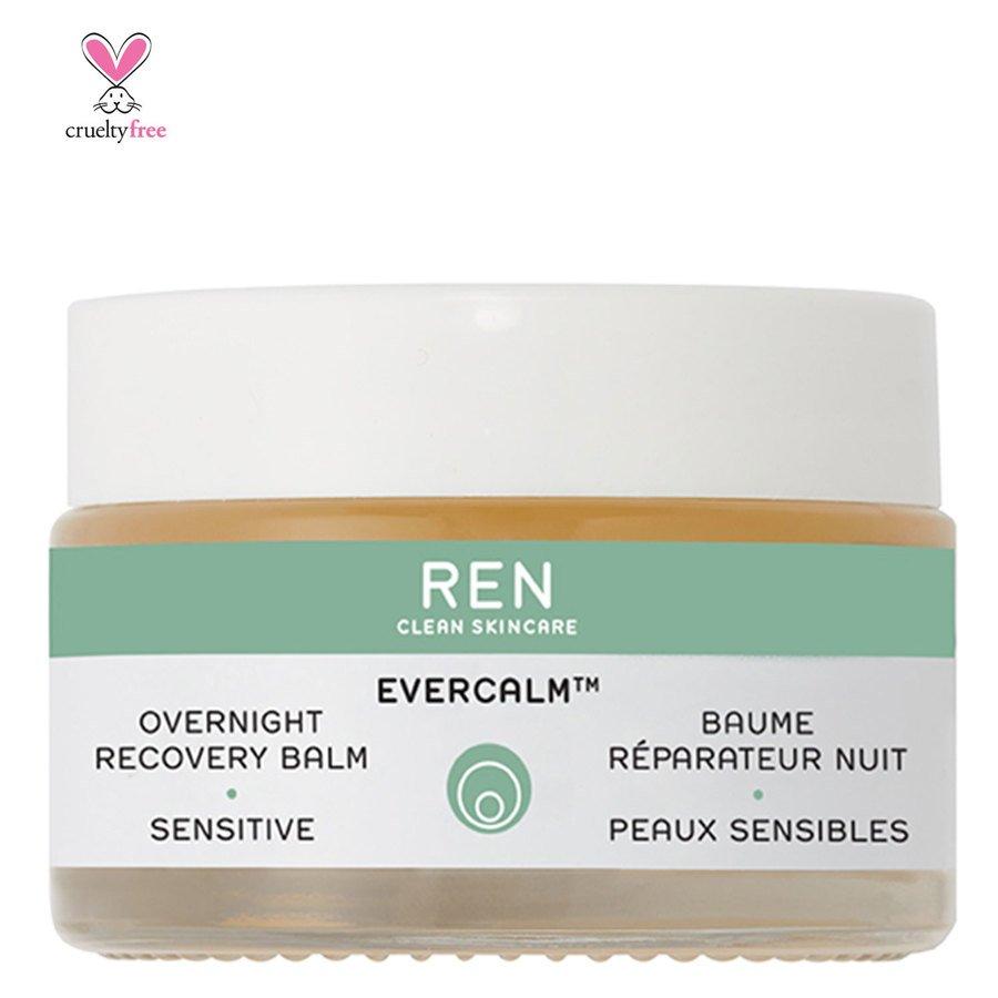 REN Clean Skincare Evercalm Overnight Recovery Balm (30 ml)