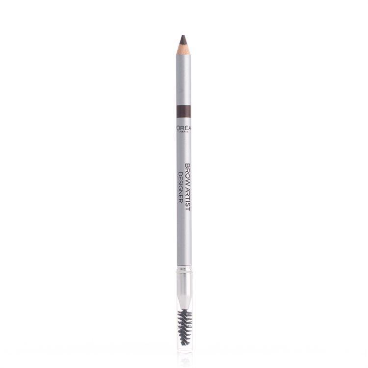 L'Oréal Paris Brow Artist Eyebrow Pencil kredka do brwi, Deep Brown 303