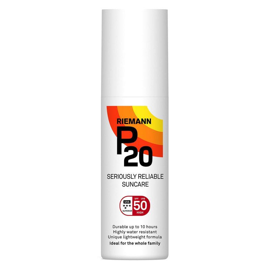 Riemann P20 Sun Spray, SPF 50 (100ml)