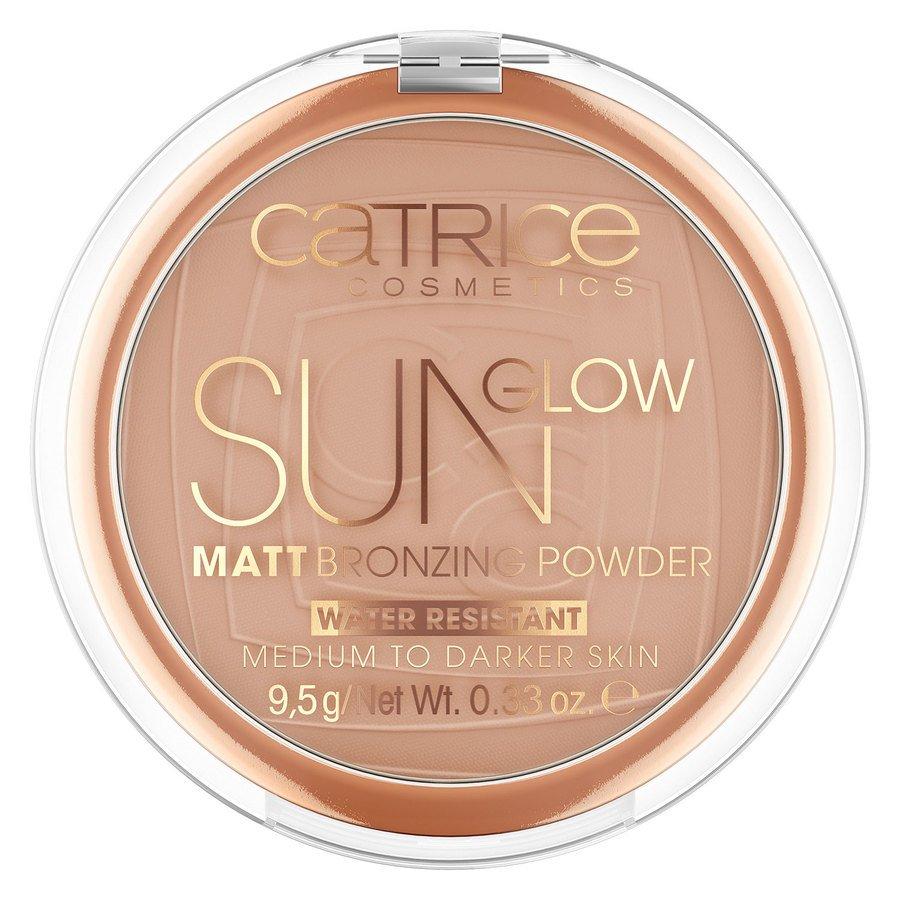 Catrice Sun Glow Matt Bronzing Powder 9,5g, 035 Universal Bronze