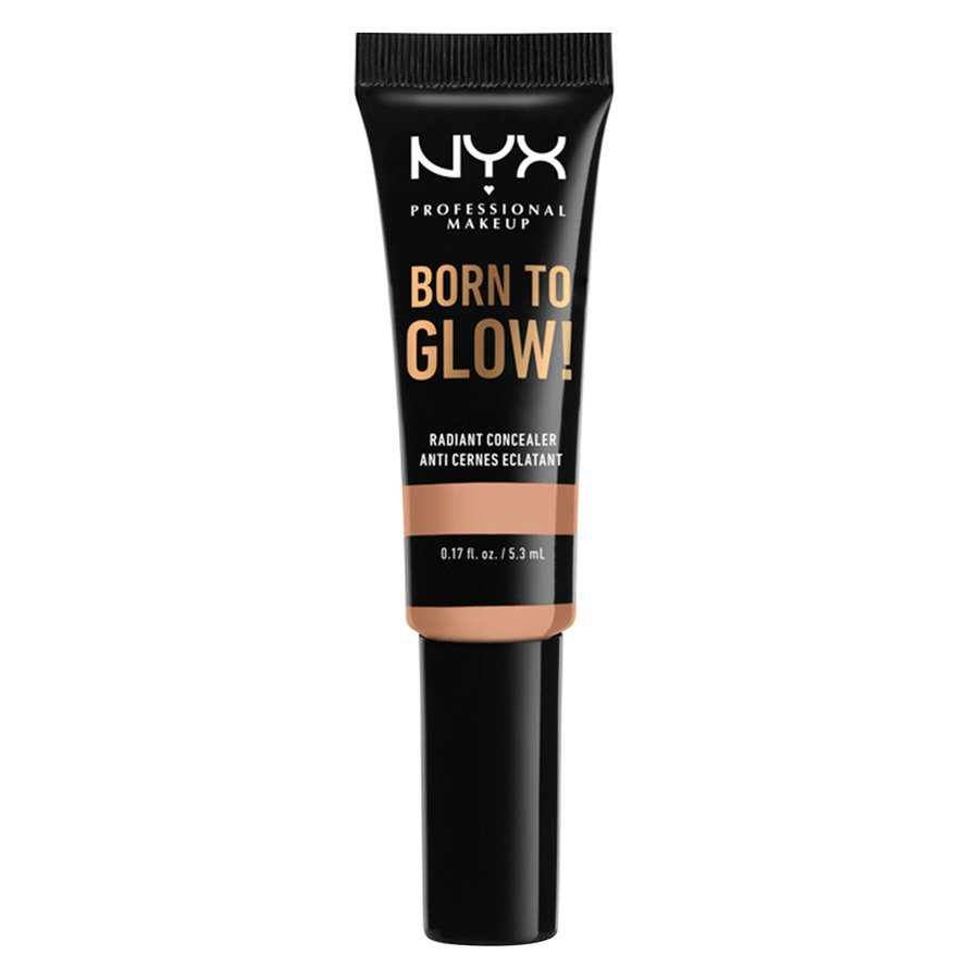 NYX Professional Makeup Born To Glow Radiant Concealer Soft Beige (5,3 ml)
