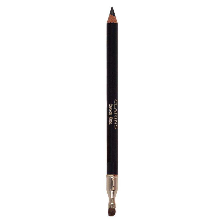 Clarins Crayon Khôl Eye Pencil (1,5g), # 01 Carbon Black