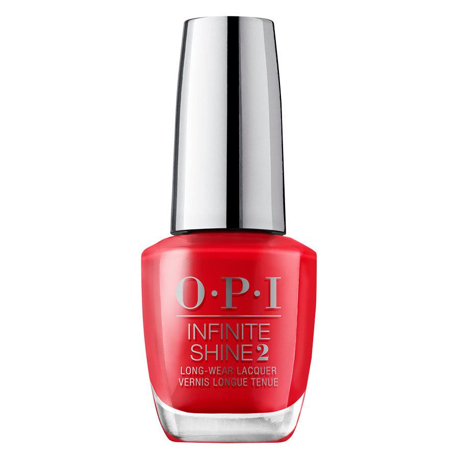 OPI Scotland Collection Infinite Shine (15 ml), Red Heads Ahead