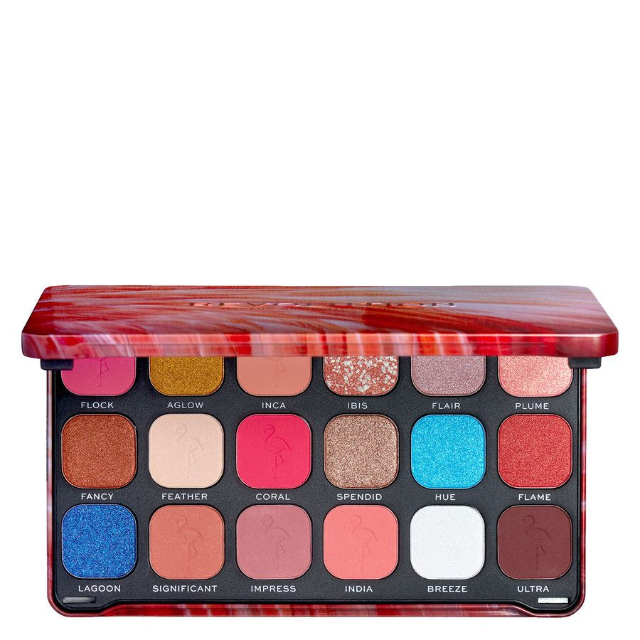 Makeup Revolution Forever Flawless Flamboyance Eyeshadow Palette 19,8g