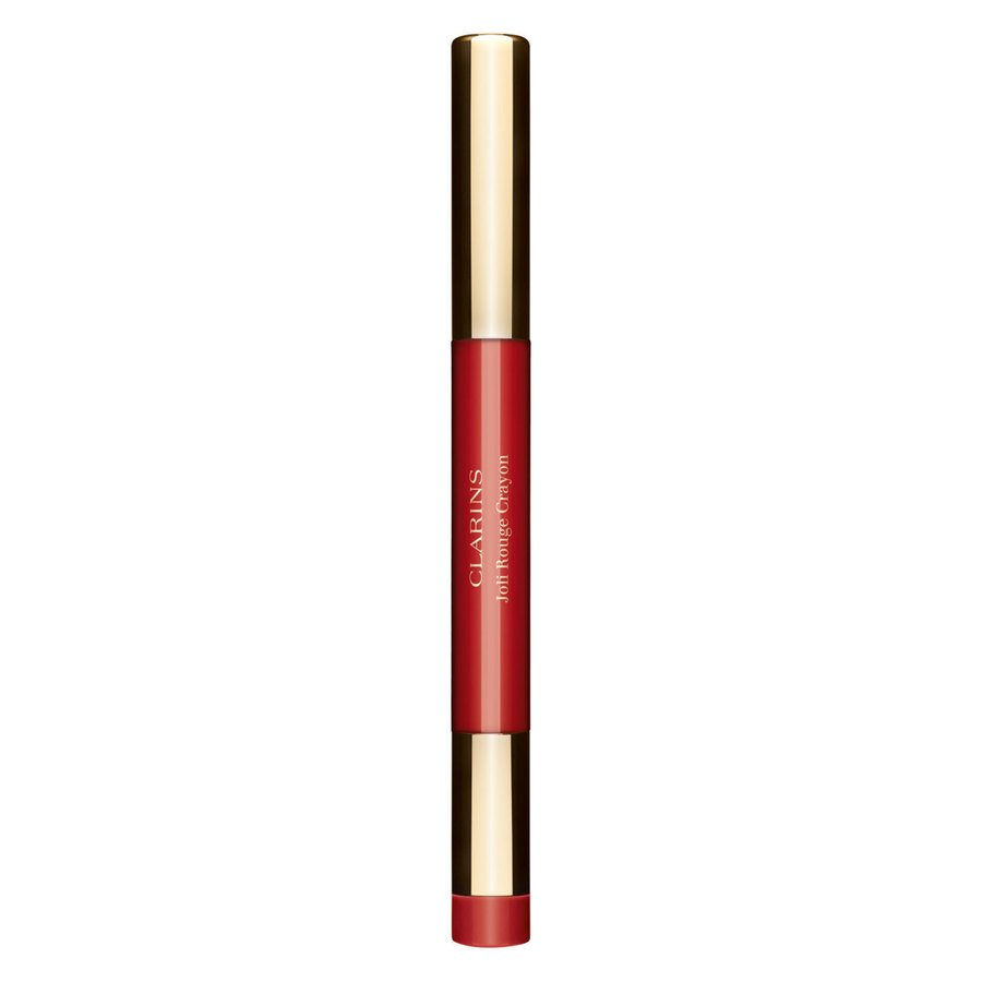 Clarins Joli Rouge Crayon 0,6g, 742C Joli Rouge
