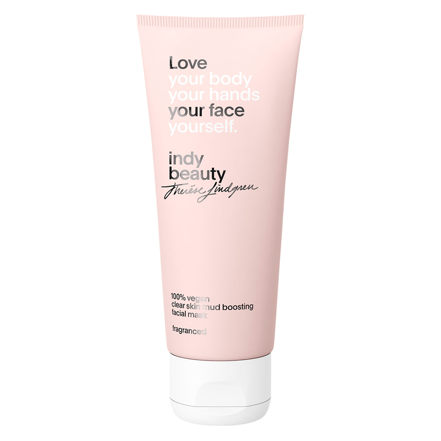 Indy Beauty Facial Mud Mask 100ml