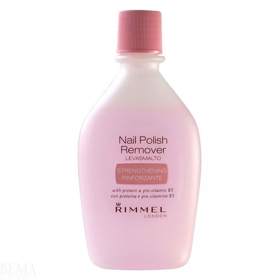 Rimmel London Nail Polish Remover (100 ml)