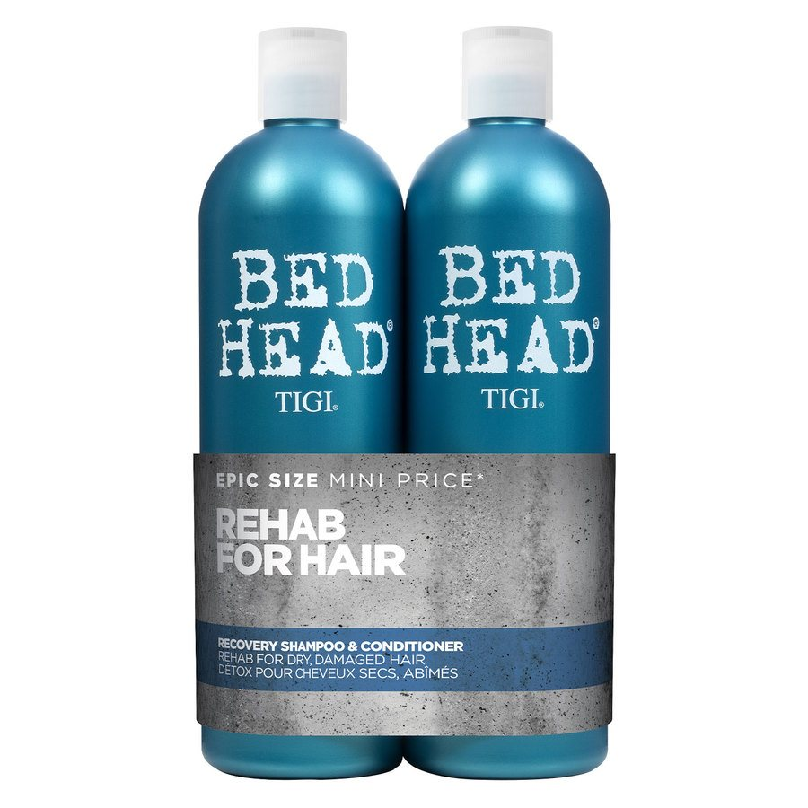TIGI Bed Head Urban Antidotes Recovery Szampon & Balsam (2 x 750 ml)