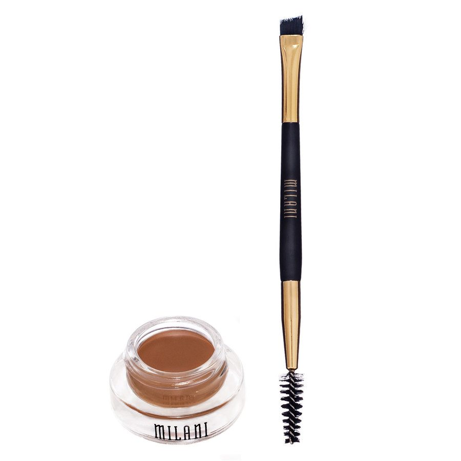 Milani Stay Put Brow Color, Soft Brown 01 (1,2g)