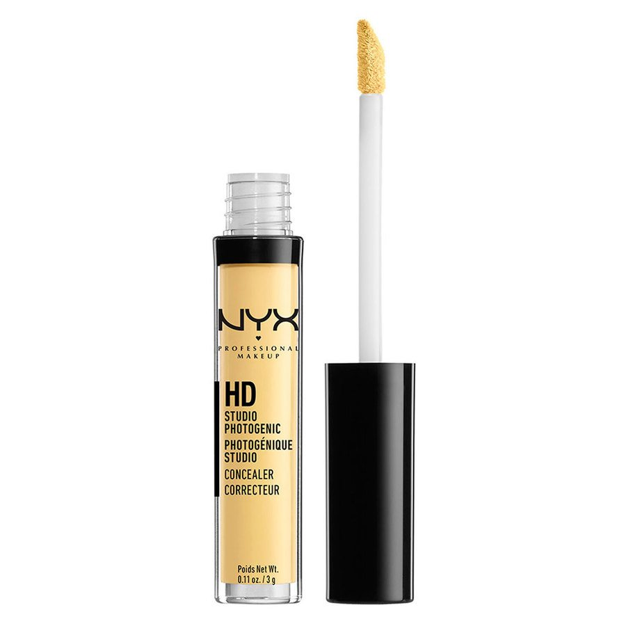 NYX Professional Makeup Concealer Wand Yellow, CW10