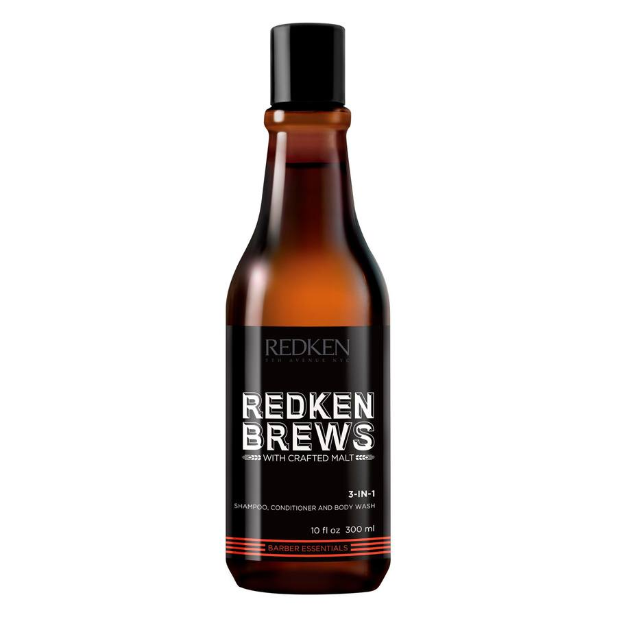 Redken Brews 3-w-1 (300 ml)