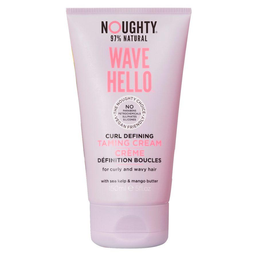 Noughty Wave Hello Curl Cream, 150ml