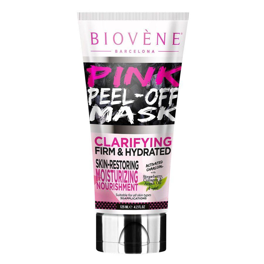 Biovène Pink Peel-Off Mask (125 ml)