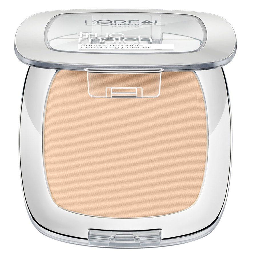 L'Oréal Paris True Match Powder (9g), 2C Rose Vanilla