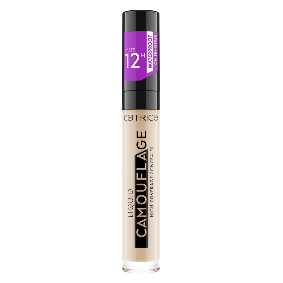 Catrice Liquid Camouflage High Coverage Concealer 5ml, 018 Light Biscuit