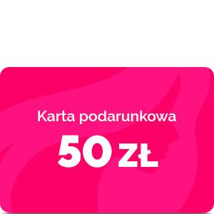 Bon podarunkowy – 50 zł